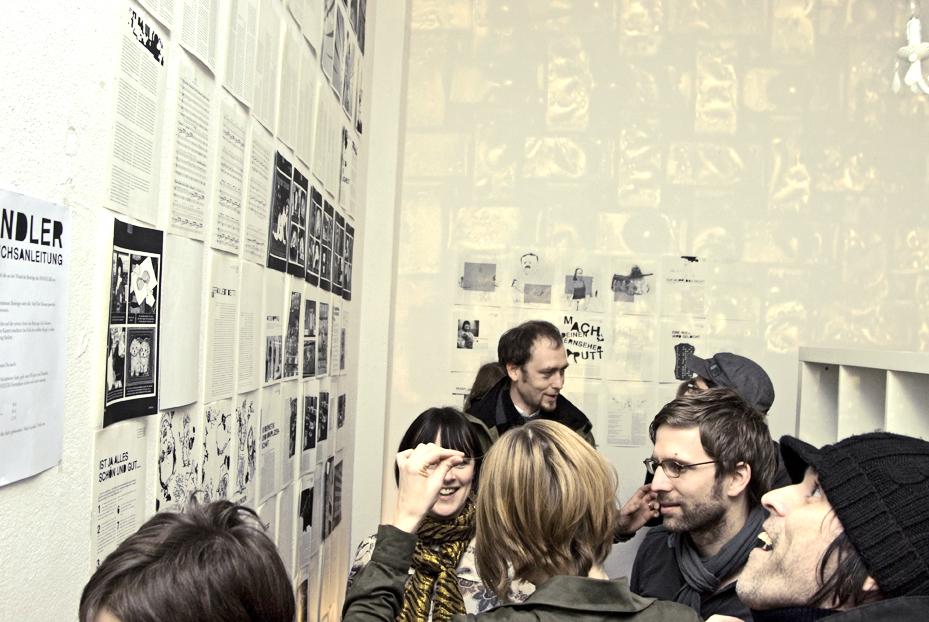 Wandler, Gerald Moll, Interaction, Interactiondesign, Digital Design, Galerie Kleefeld, Bitten Stetter